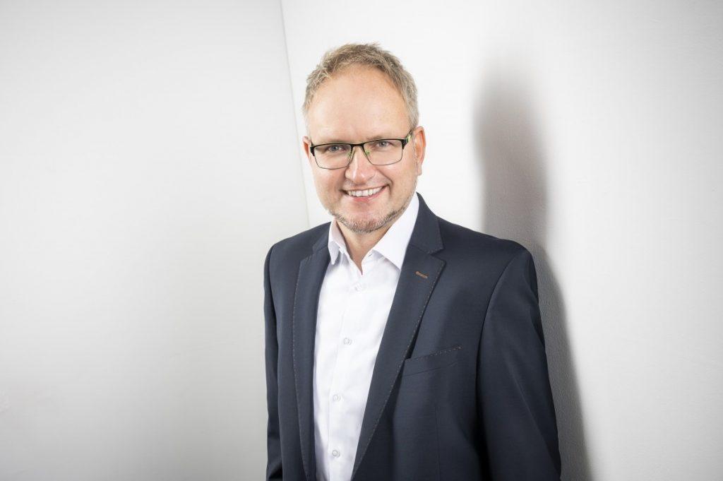 Bürgermeisterkandidat Manfred Wellen
