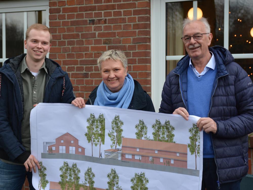 Dorfgemeinschaftshaus Nordlohne – Fit für die Zukunft!