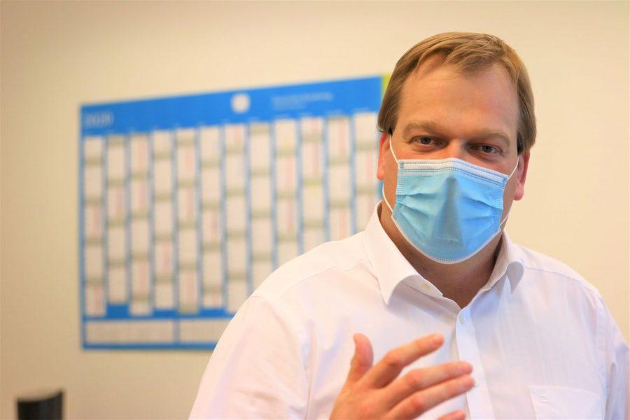 Bundestagsabgeordneter zieht Zwischenbilanz zur Corona-Pandemie